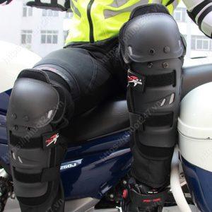 Giáp bó gối tay & chân Pro-biker (nhựa)