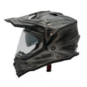 Mũ bảo hiểm Yohe 632A ADVENTURE – Đen xám