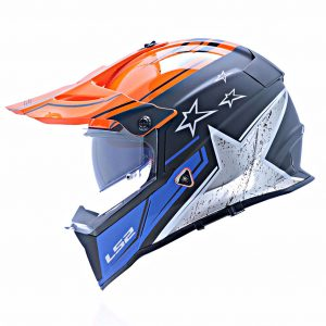 Mũ bảo hiểm LS2 Pioneer MX436