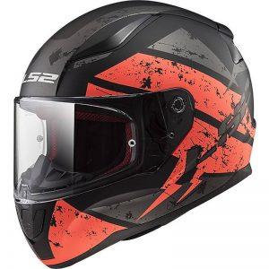 Mũ bảo hiểm fullface LS2 Rapid