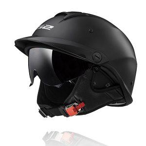 Mũ 1/2 LS2 Rebellion HH590