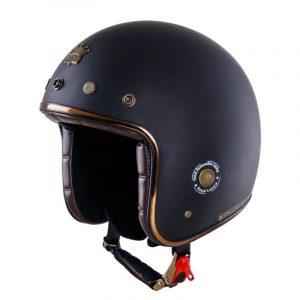 Mũ 3/4 Royal M20D – Luxury
